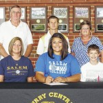 Central's Bunn to toss for Salem
