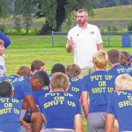 Hounds host 7-on-7 scrimmages