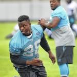 Panthers' Stewart ready