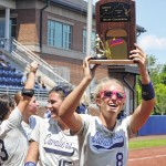 Lady Cavs win state 4A title