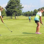 Bears, Cross Creek teach golf