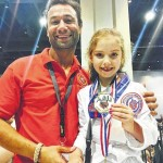 Sidekick brings home 5 medals