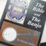 Bible, banjo author to sign books