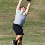 East Surry hosts football camp