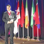 Rogers earns 2nd in national competition