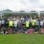 Bears host soccer camp