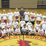 Cards wrap up hoops camp