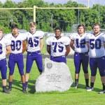 Senior captains for 2015 Granite Bears