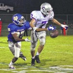 Greyhounds sparked by big play