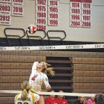 East Surry serves past Wilkes Central