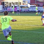 Hounds fall to Wilkes Central 2-1