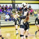 Lady Eagles tame Wildcats