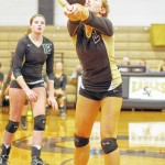 Lady Eagles can't top Trojans