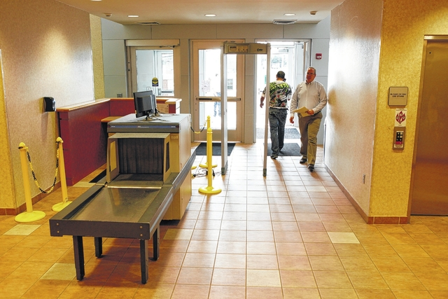 Courthouse Security Upgrades Addressed