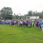 Walk to End Alzehimer's breaks fundraising record