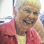 Search mounted for elderly woman