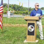 Ground broken for greenway link