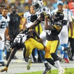 Panthers' offense is taking shape