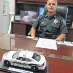 VanHoy named captain at MAPD