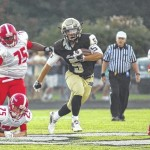 Matchup of Surry Central and North Surry highlights week 10 of high school football