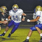 Early struggles doom Surry Central
