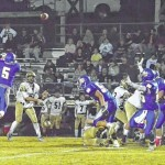 Avery Smith's four rushing TDs propels North Surry Greyhounds over Surry Central Golden Eagles
