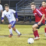 East Surry beats North Surry in soccer