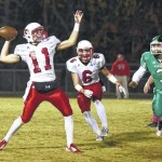 East Surry Cardinals blank North Stokes in football