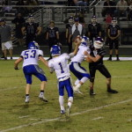 West Stokes wears down Hounds