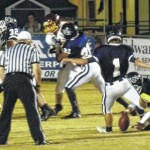 Mount Airy Granite Bear football defense outscores Atkins Camels in 72-6 rout