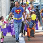 Mount Airy's downtown Trick-or-Treating sees the largest crowd yet