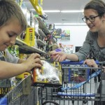 Cops to shop with kids