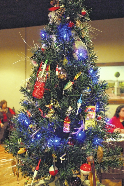 christmas trees of every ilk will be on display at old north state winery for this years annual surry scan fundraiser the parade of trees - How Long Can A Christmas Tree Last
