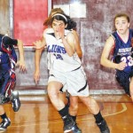 Lady Patriots win league opener