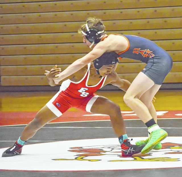 Eagles down Cards in tri-match   Mt  Airy News