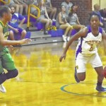 Lady Hounds edge past North Rowan