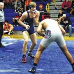 Bear wrestlers earn bragging rights