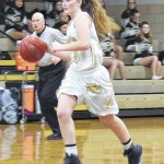 SC girls end first half with win