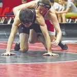 Bears and Cards dominate the mats