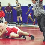 Bears, Cards grapplers 1-2 at NW1A finals