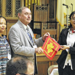 Chinese students to visit city
