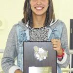 Craddock receives Yokley Award
