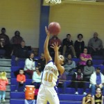 Lady Hounds find the range, down Wolves
