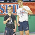 Pack, Hogue make Mount Airy history