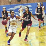 Mikaela Johnson carries North Surry girls basketball into third round with 52-44 win over East Rutherford