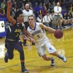 North Surry boys basketball cruises into 3rd round with 77-50 win over Reidsville