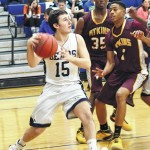 Mount Airy boys take unsatisfying victory; girls collapse in second half