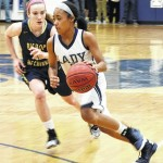 Mount Airy girls secure third place in NW1A with 59-49 win