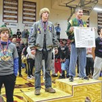 Nine local wrestlers headed to Greensboro
