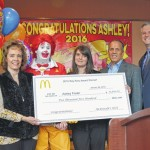 Surry McDonald's managers receive award